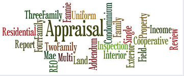 Appraisal Terms
