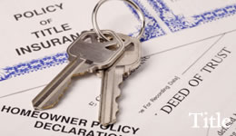 Title Insurance Documents